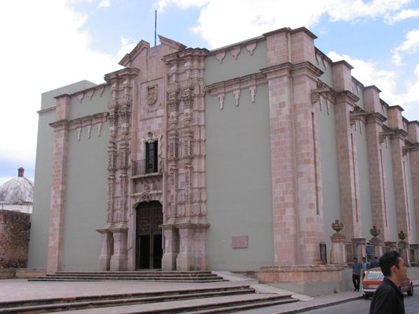 Edificio Sede del Poder Legislativo