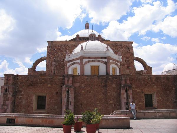 Extemplo de San Agustín