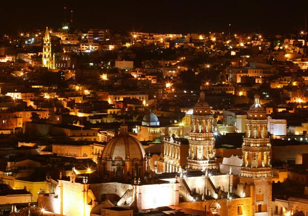Panoramica II de la Ciudad