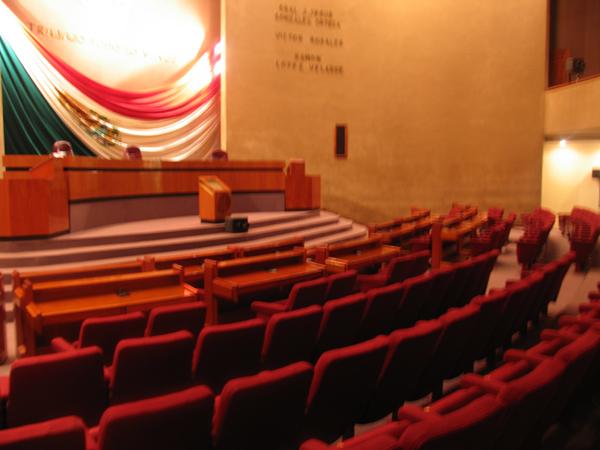 Sala de Sesiones II